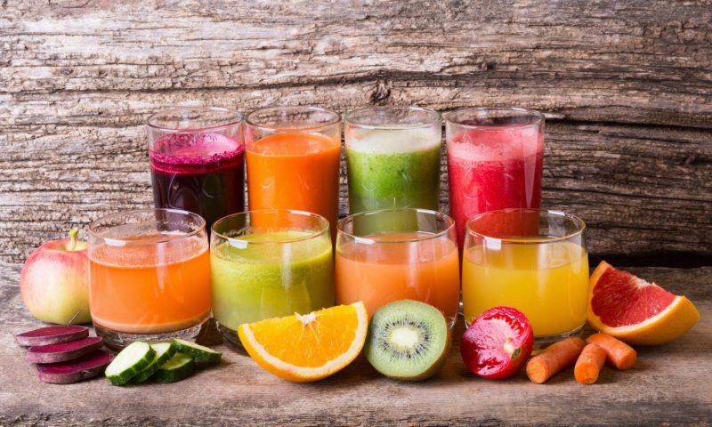 Dove bere estratti di frutta e verdura a Roma in un posto speciale